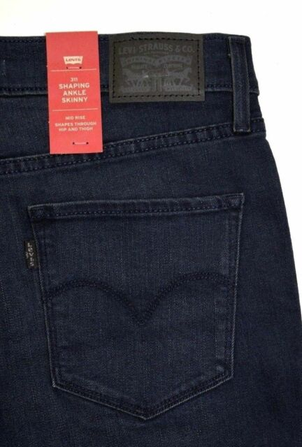 Blue Levi's 311 SHAPING ANKLE SKINNY 362650000 Women's Jeans