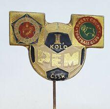 Derby County Enamel Lapel Pin Badge P122