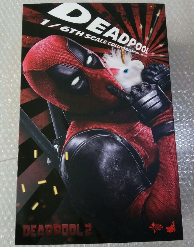 Ready  caliente giocattoli MMS490 Deadpool 2 nuovo 16 cifra 2.0 Wade Wilson