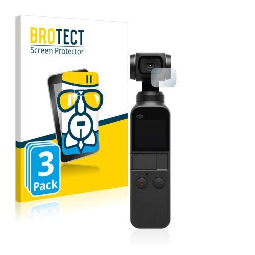 lente Airglass 3x lámina tanques DJI Osmo Pocket protección cristal blindado lámina