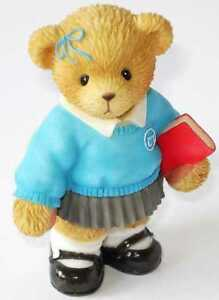 Cherished-Teddies-British-School-Girl-UK-Exclusive-OVP-nuevo-112450