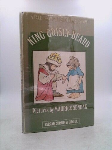 King Grisly-Beard  (1st Ed) by Wilhelm K. Grimm; Jacob Grimm