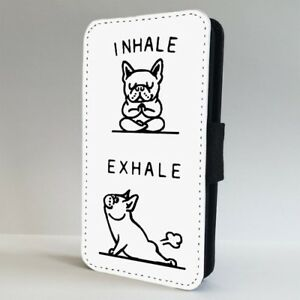 Details about Funny French Bulldog Quotes Joke FLIP PHONE CASE COVER for  IPHONE SAMSUNG