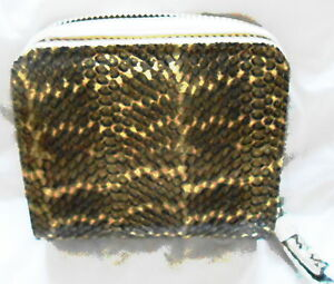 Print Hobbs Nova Purse Leather Beige Emsworth Vgc Brown Animal Wallet BBAfq