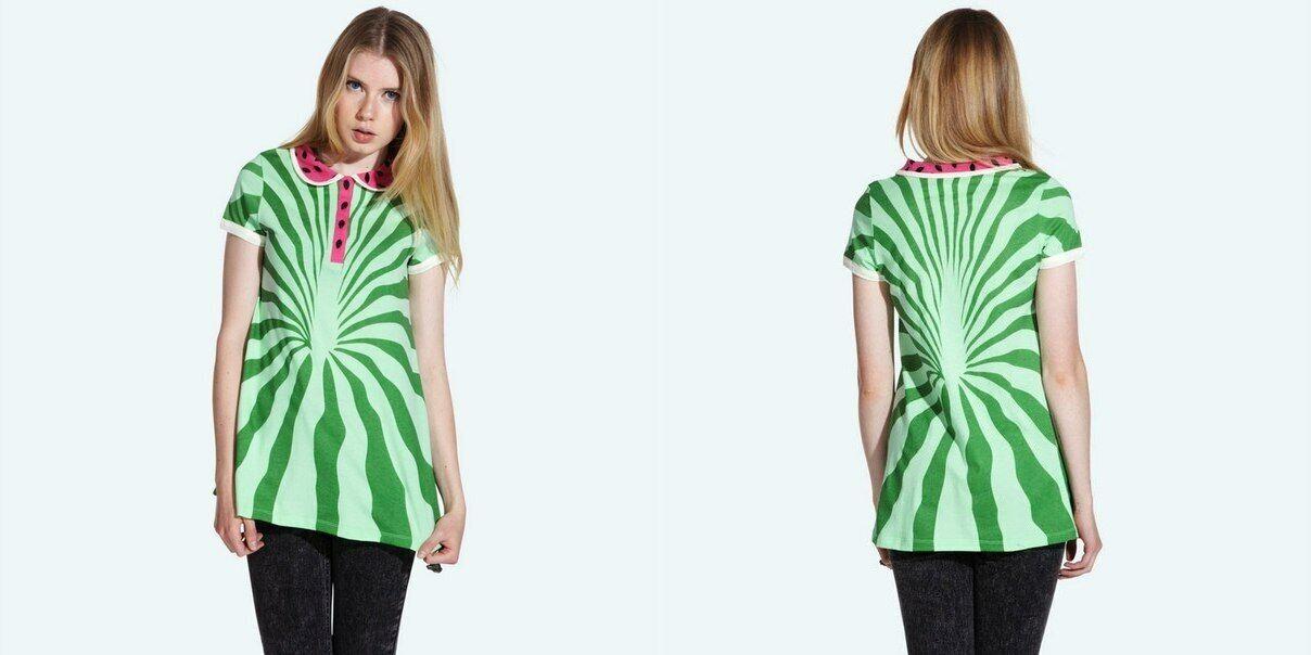 Drop Dead Clothing - Mel B Melon Tshirt Rare BMTH Oliver Sykes