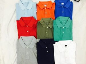 Details about GAP Mens Polo Shirts 9 Colours !! SALE 70% OFF !! (RRP £16.99)