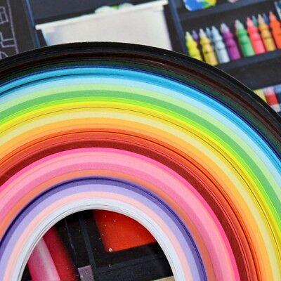 3mm X 390mm Paper Quilling 120 Stripes DIY Craft Decoration 06