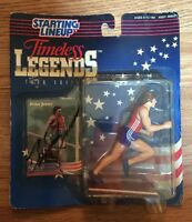 1996 Autographed Starting Lineup Legends Bruce Caitlin Jenner - Olympics