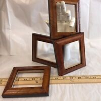 Burl Wood Frames 5 X 4.25 Mmf