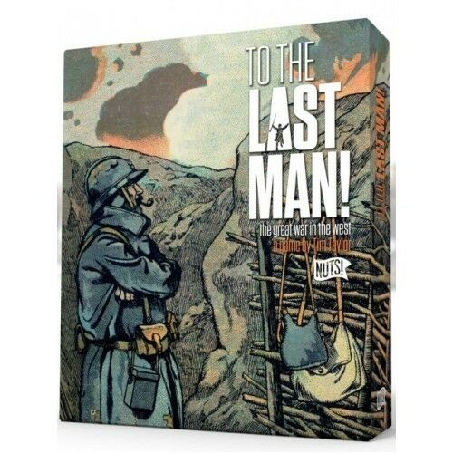 To the Last Man , Wargame, New by Nuts , English Edition