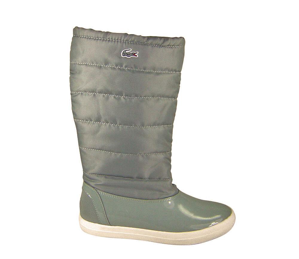 Lacoste Zerubia 2 SRW Grau Stiefel/Stiefel grau Größenauswahl