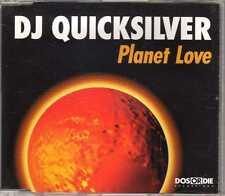 DJ Quicksilver - Planet Love - CDM - 1997 - Trance Tommaso De Donatis Dos Or Die