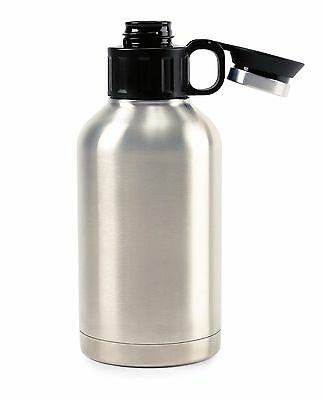 Aviana Outback Double Wall High-grade 18/8 Stainless Steel BPA free Growler 64Oz