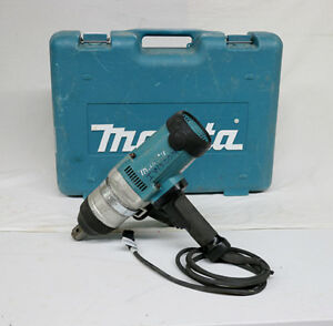 Image Is Loading Used Makita 1 034 Electric Impact Wrench