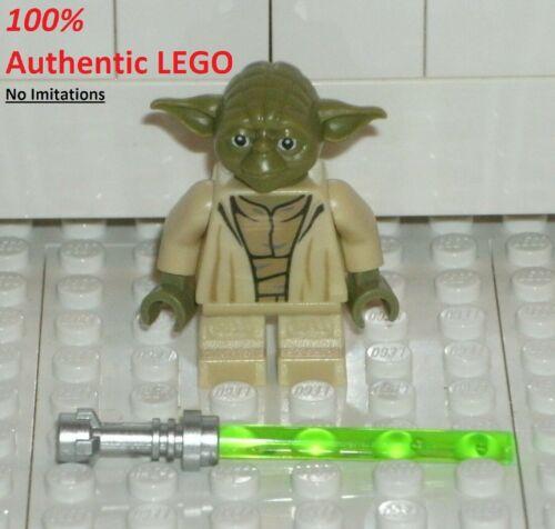 Lightsaber NEW Authentic 75168 Minifigure LEGO Star Wars Yoda