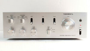 Amplificateur-integre-hifi-stereo-THOMSON-PA-2511T-Classic-Vintage