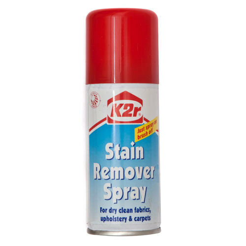 K2r STAIN REMOVER Spray On - Brush Off 100ml     2140-1
