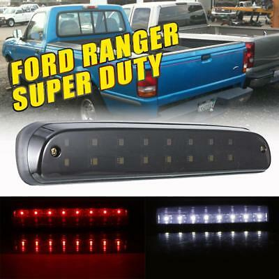 1X Dual Row LED 3rd Brake Cargo High CAB Mount Stop Reverse Back Up Light Compatible with 2015-2018 Ford F-150