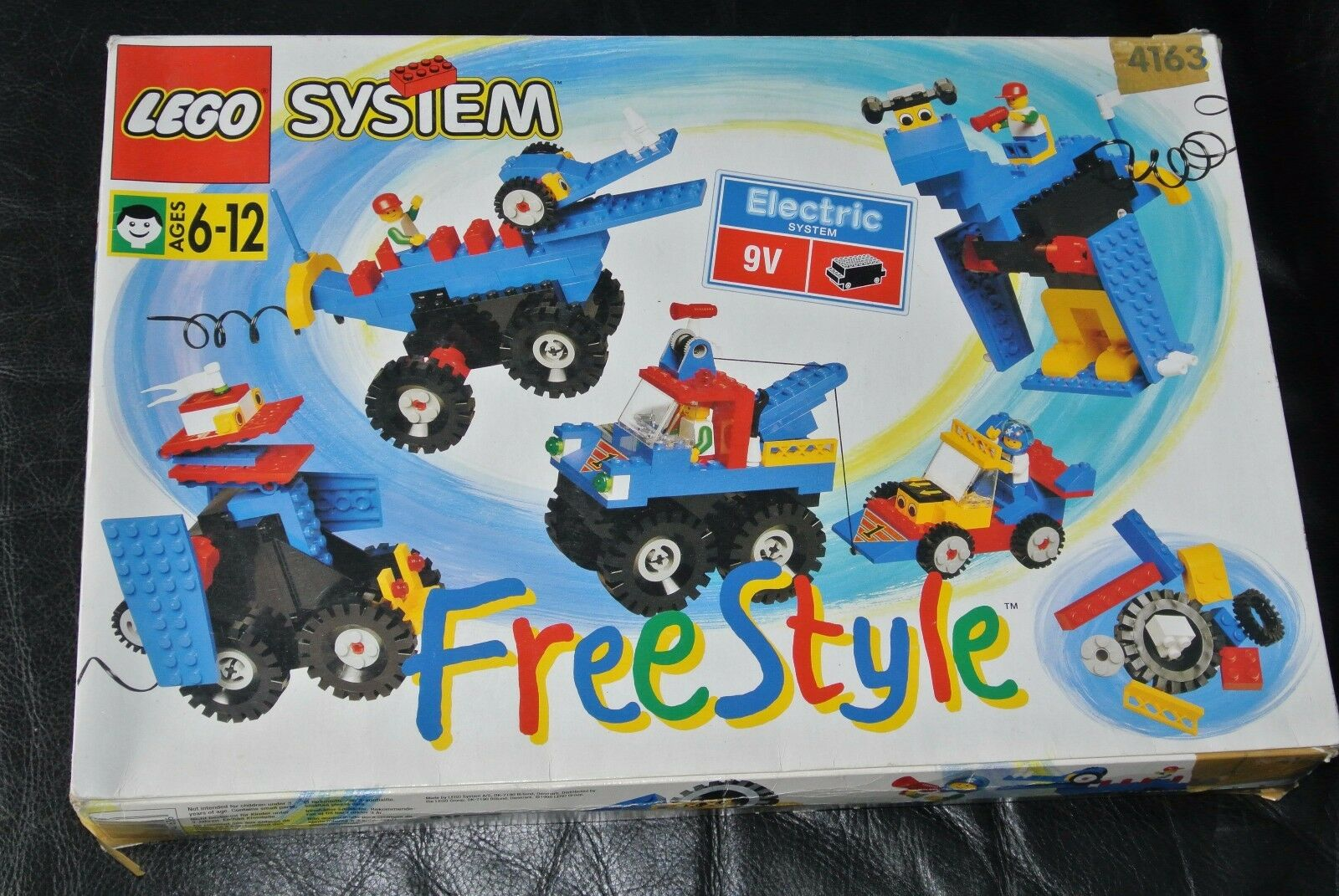 LEGO SYSTEM 4163 Free Free Free Style. b7f0e8