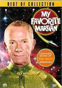 Best-Of-My-Favorite-Martian-New-Sealed-DVD-FREE-SHIPPING