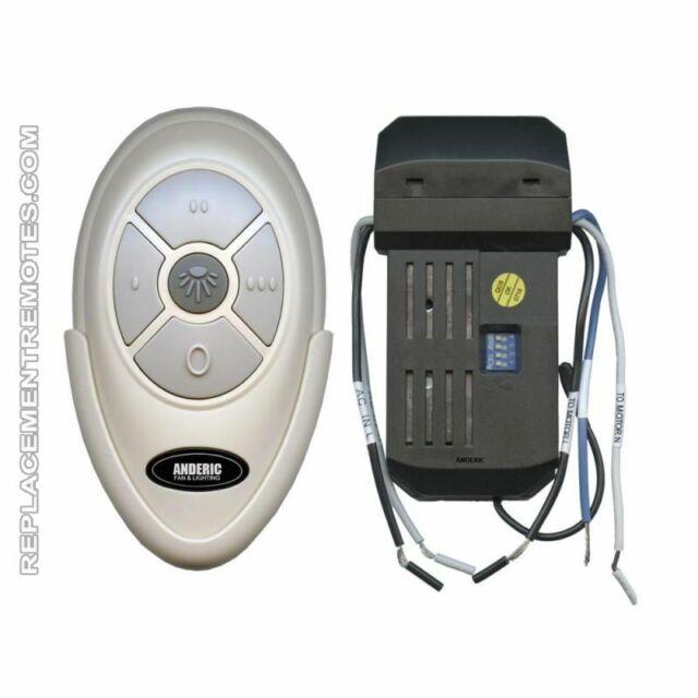 Genuine Kichler Ceiling Fan Light Remote Control Model Uc7067ryl For Sale Online Ebay