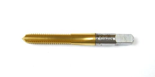 M8 X 1.25 HSG D8 4 FLUTE PLUG TAP F-2-2-3-49