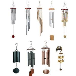 Large-Multi-Tubes-Windchime-Chapel-Bells-Wind-Chimes-Door-Hanging-Home-Decor