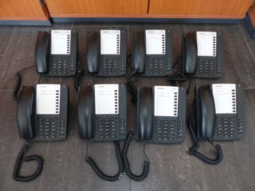 8x Aastra 6710a Telefon Systemtelefon Bürotelefon Tischtelefon kabelgebunden #KT