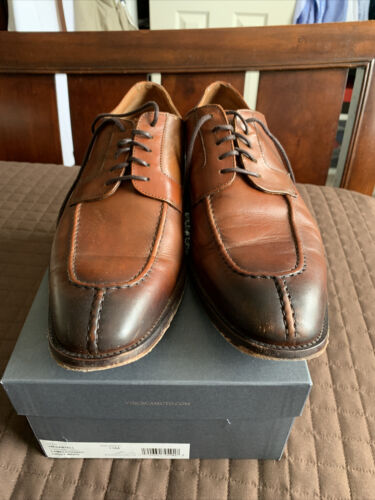 Vince Camuto Hartnell Camel/Cognac 13M Brown Shows