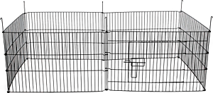 Pet-Barrier-Cage-Black-61-x-38-x-38cm