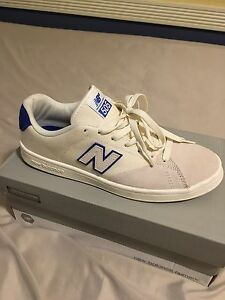 chaussures de sport 8fa9f 87743 Details about New Balance # Numeric 505 Sea Salt White Blue Size 9