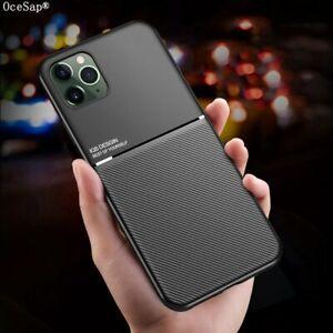 Ocesap-Case-pour-iPhone-11-Pro-Max-Case-Voiture-Magnetique-Serge-Ultra-mince-couverture-souple