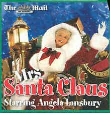MRS SANTA CLAUS - Starring Angela Lansbury - Great Family Film - ***DVD***