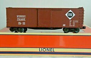 Lionel-6-81836-Erie-Scale-USRA-Double-Sheathed-Boxcar-71107-NIB-C-10-gn