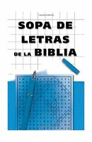 Sopa De Letras De La Biblia (spanish Edition) Free Shipping