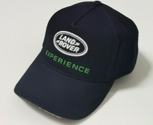 Genuine-Land-Rover-Off-Road-Experience-Baseball-Cap-Navy-New-51LECH342NVA