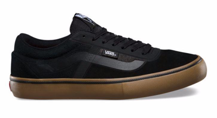 Vans AV Rapidweld Pro Black/Gum Herren Skateboard Schuhe Shoes Gr.38-45