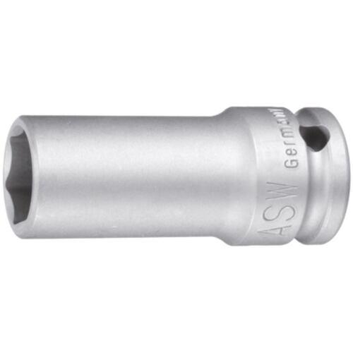 """ASW 1//2/"""" Clés à Douille ø 22 mm//longueur 78mm"""