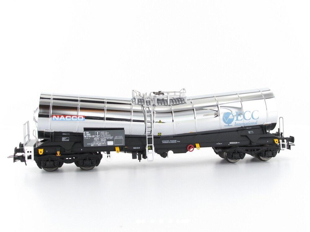 Modello Ferrovie Unione mu-h0-g32003 carri merci scatto caldaia carrello zafns Nacco ecc h0 GLE
