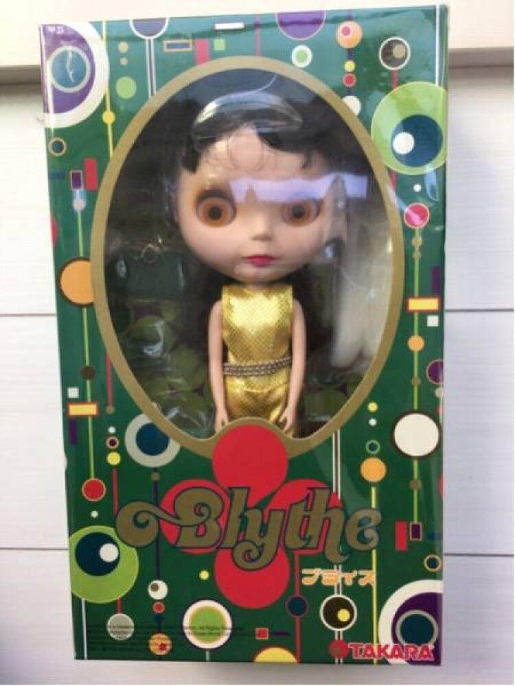 2001 Neo Blythe Doll oroie  todo en uno  Takara de oro