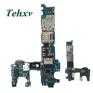 Original For Samsung Galaxy Note 4 N910A/V/C/G/H Main Motherboard 32GB Unlocked
