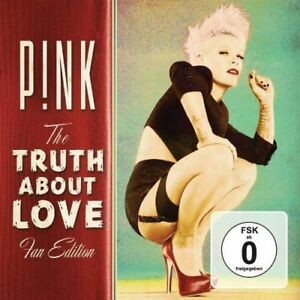 Pink-P-nk-The-Truth-About-Love-Fan-Edition-CD-DVD-Digipack