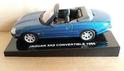 Ragionevole Jaguar Xk8 Convertible 1996 Scala 1/43 Disabilità Strutturali