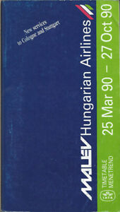 Malev-Hungarian-Airlines-system-timetable-3-25-90-9112