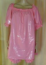 babydoll sommer pyjama bavaria adult neu XL devot NEU PVC Diargh