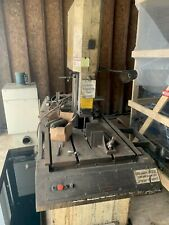 18 X 22 Marvel 8 Mark 2 Vertical Band Saw Stock 2431