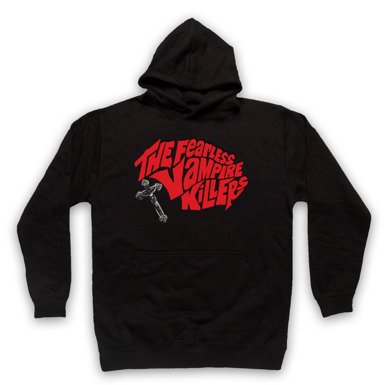 FEARLESS VAMPIRE KILLERS UNOFFICIAL COMEDY HORROR HORROR HORROR FILM ADULTS & KIDS HOODIE | Online Store  d71621