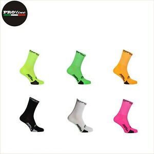 1-PAIO-CALZE-CALZINI-CICLISMO-BEETEXWORK-CYCLING-SOCKS-ONE-SIZE-MADE-IN-ITALY