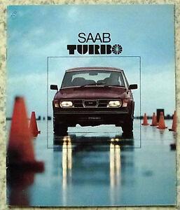 SAAB-TURBO-Car-Sales-Brochure-1978-DUTCH-TEXT
