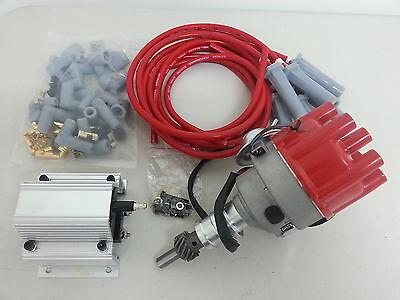 Valiant MoPar Hemi 6 245 265 Electronic Ignition Distributor kit Replaces MSD